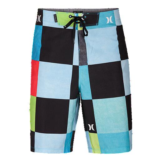 7936df53ac Hurley Men's Phantom Kingsroad 20 Inch Boardshorts - Blue - LAGOON PULSE  BLUE