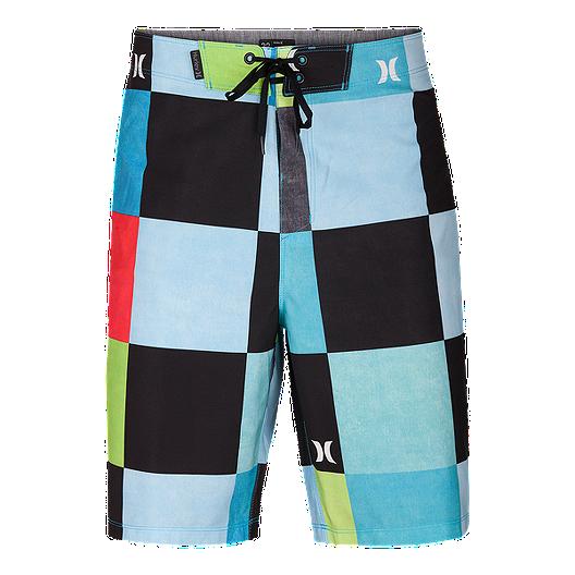 5fb18a1dec070 Hurley Men's Phantom Kingsroad 20 Inch Boardshorts - Blue   Sport Chek
