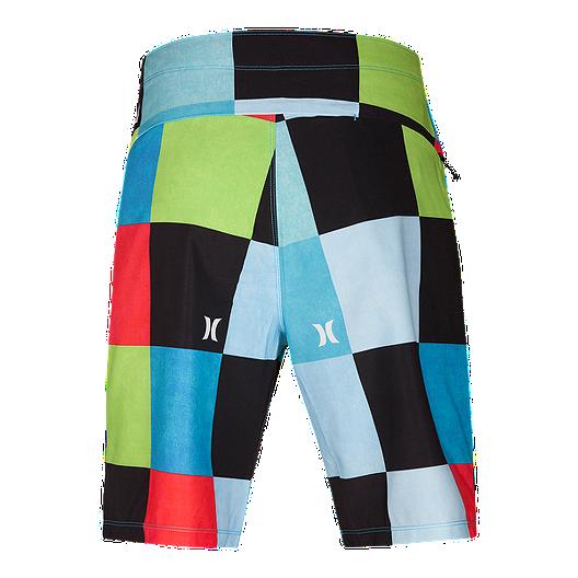 b95b246a8d Hurley Men's Phantom Kingsroad 20 Inch Boardshorts - Blue | Sport Chek