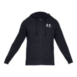 Under Armour Men's Sportstyle Terry Full Zip Hoodie