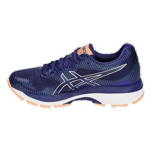 Women's ASICS GEL Ziruss 2 Running Shoe Blue PrintBlue
