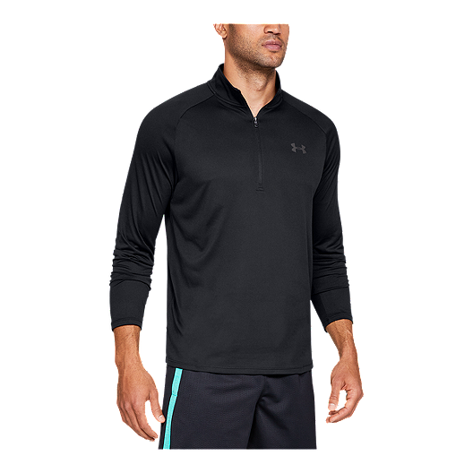 f9d5606c Under Armour Men's Tech 1/4 Zip Long Sleeve Shirt   Sport Chek