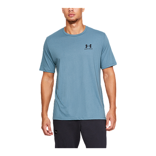 92ce05c28f Under Armour Men's Charged Cotton Sportstyle Left Chest T Shirt
