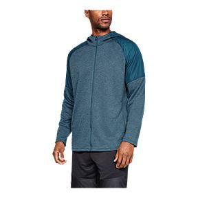 6525eab4d0e Under Armour Men s MK1 Terry Full Zip Training Hoodie
