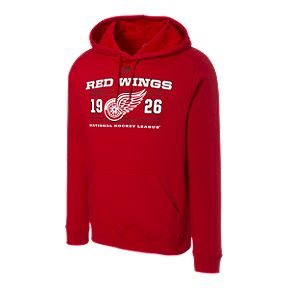 b6d3daf54e8 Detroit Red Wings Fanatics Winning Boost Hoodie