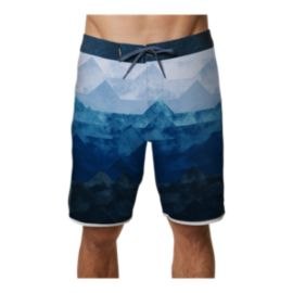 O'Neill Men's Hyperfreak Trio 19 Inch Boardshorts - Navy