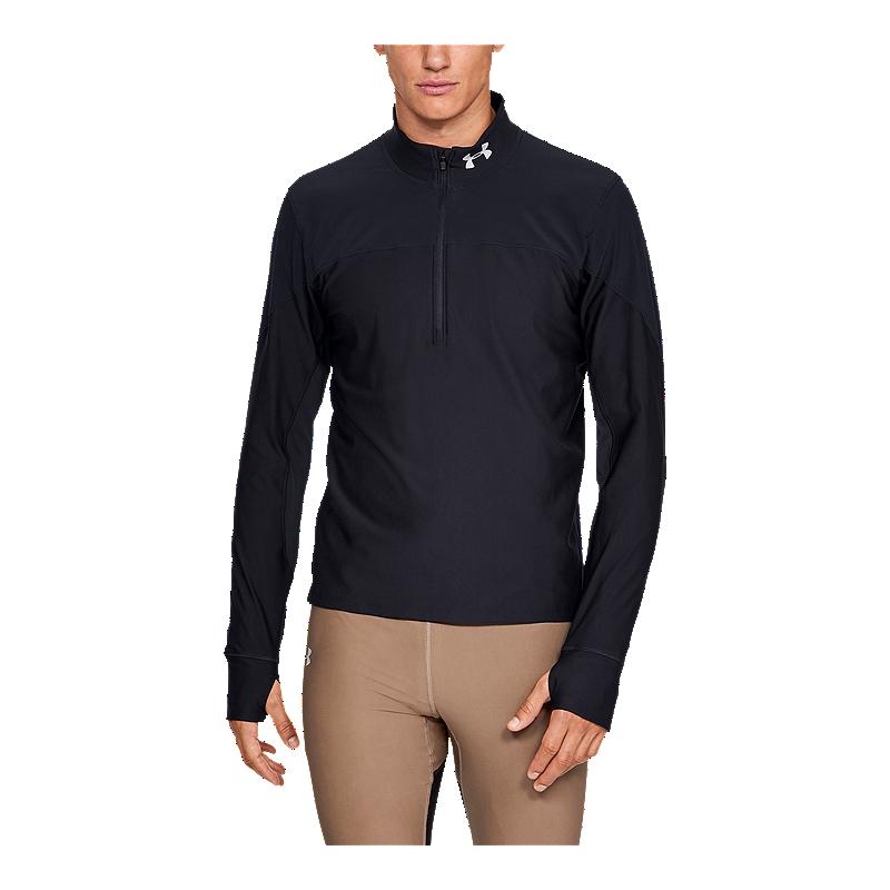 41e7914a3a42b Under Armour Men's Qualifier 1/2 Zip Long Sleeve Shirt | Sport Chek