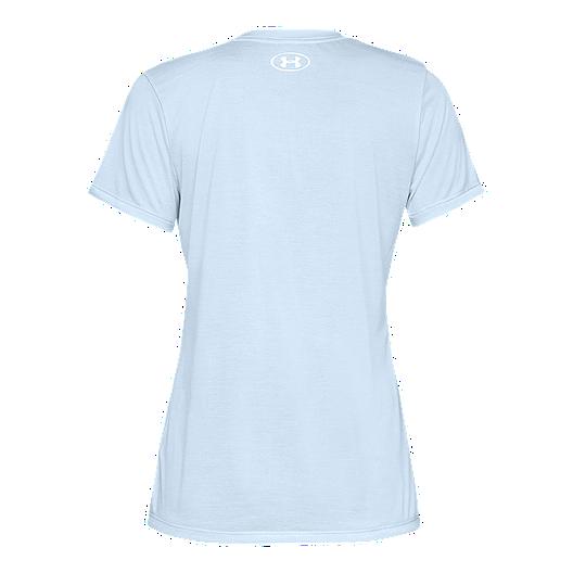 c087f83e92 Under Armour Women's Tech Twist V-Neck T Shirt