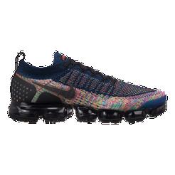 c783cb815e ... free shipping nike mens air vapormax flyknit 2 running shoes black pink blue  sport chek 0e825