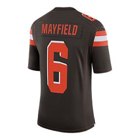 Cleveland Browns Nike Men s Mayfield Limited Jersey 9156ad00d24