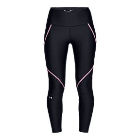 19a3710315c454 Under Armour Women's HeatGear® Edgelit Ankle Crop Tights