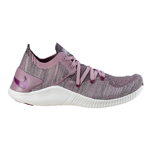 a8ca3c0adf8d Nike Women s Free TR Flyknit 3 Training Shoes - Plum Dust Berry ...