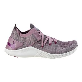 cf5fc6827 Nike Women's Free TR Flyknit 3 Training Shoes - Plum Dust/Berry