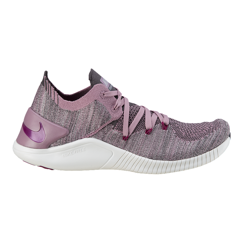 c60aa8a936b2b Nike Women s Free TR Flyknit 3 Training Shoes - Plum Dust Berry ...