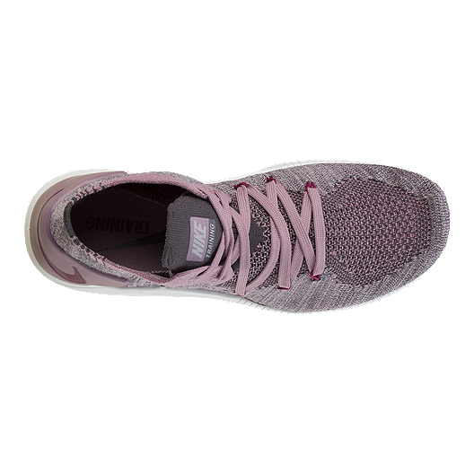 c85245998d123 Nike Women's Free TR Flyknit 3 Training Shoes - Plum Dust/Berry. (0). View  Description