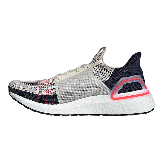 d38c9735d adidas Men s Ultraboost 19 Running Shoes - Brown White Shock Red ...