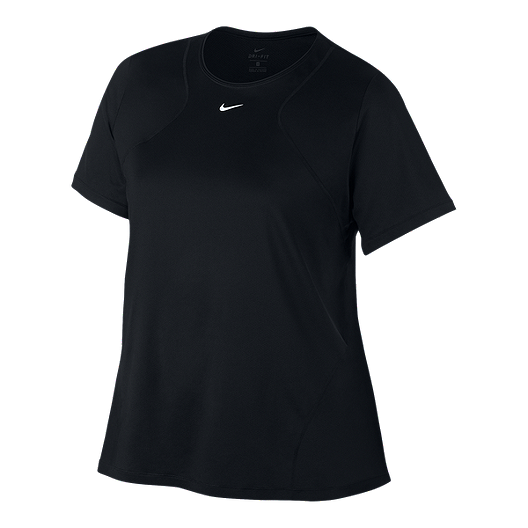 new release how to buy sneakers for cheap Nike Pro Women's All Over Mesh T Shirt