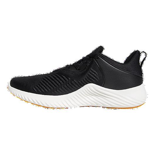 san francisco sale retailer aliexpress adidas Men's Alphabounce RC 2.0 Training Shoes - Black/ Silver