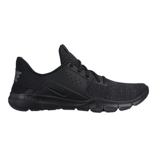 promo code 33bef 42ea8 Nike Men s Flex Control 3 Training Shoes - Black Anthracite   Sport Chek