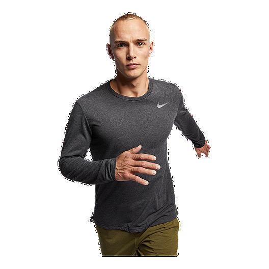 5cfd37d03 Nike Men's Breathe Hyperdry Long Sleeve Shirt | Sport Chek
