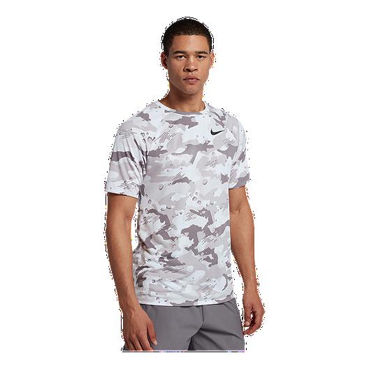 d504b5985f4ddc Nike Dry Men's Legend Camo Printed T Shirt   Sport Chek