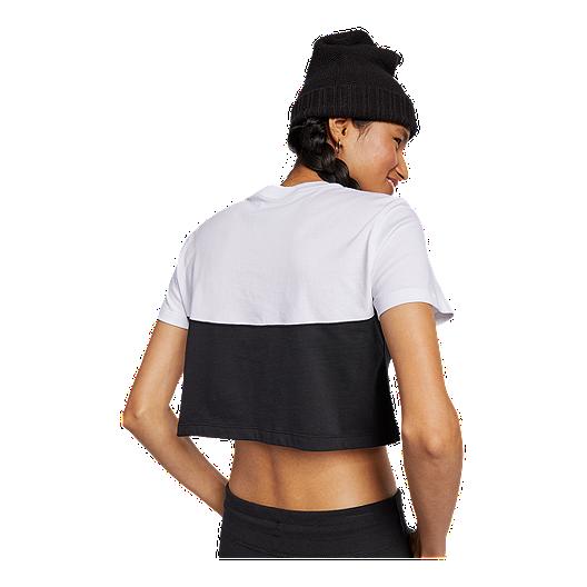 c6fea41c Nike Sportswear Women's Heritage Crop T Shirt | Sport Chek