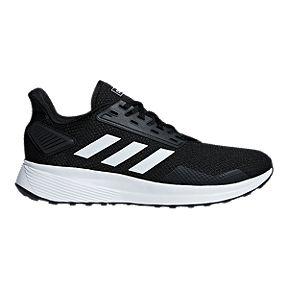 new product 4cde1 0c2d8 adidas Men s Duramo 9 Training Shoes - Black White