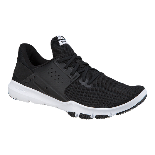 ad08863097b6 Nike Men s Flex Control 3 4E Wide Width Training Shoes - Black White Anthracite