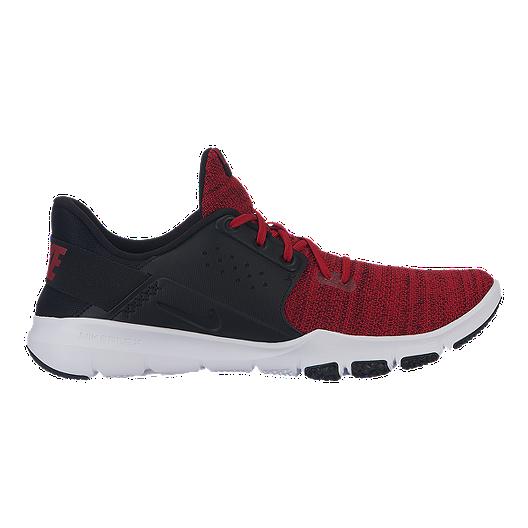 1b937b516b47 Nike Men s Control 3 Training Shoes - Red Black