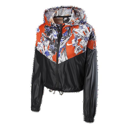 8e86fe4342 Nike Sportswear Women's Hyper Femme Cropped Jacket | Sport Chek