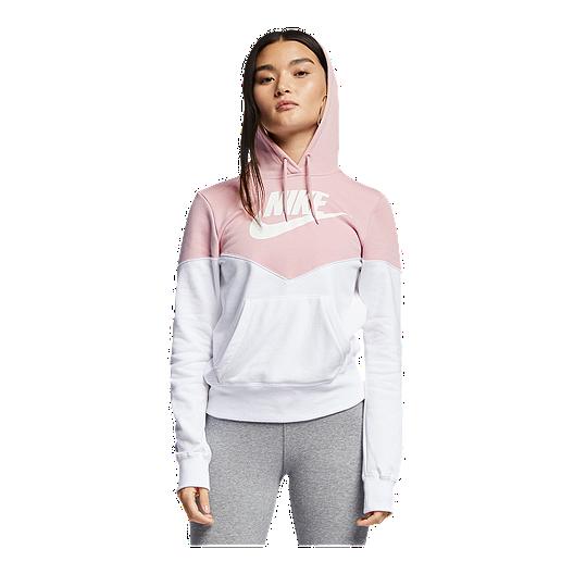 Nike Pullover Sportswear Hoodie Women's Heritage 8wmNvn0
