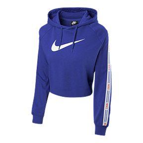 18b8bd7a51b1 Nike Sportswear Women s Hyper Femme Cropped Hoodie