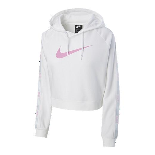 9408739ef5210 Nike Sportswear Women's Hyper Femme Cropped Hoodie | Sport Chek