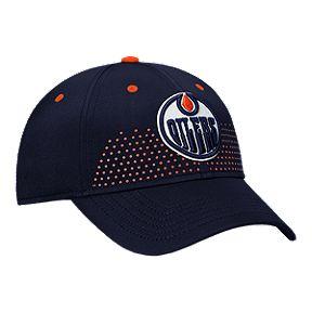 c679be4128b Edmonton Oilers fanatics Men s Authentic 2018 Draft Hat