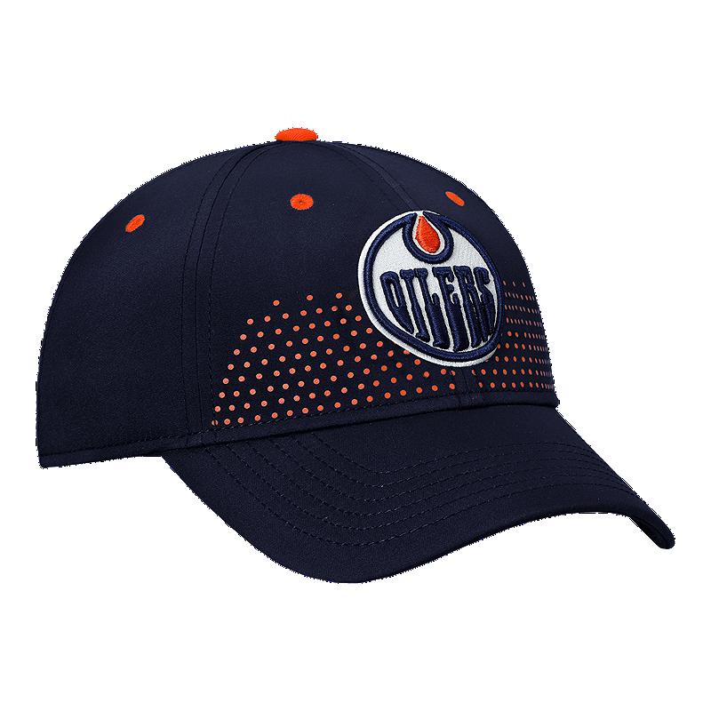 Edmonton Oilers fanatics Men s Authentic 2018 Draft Hat  96645b8fa