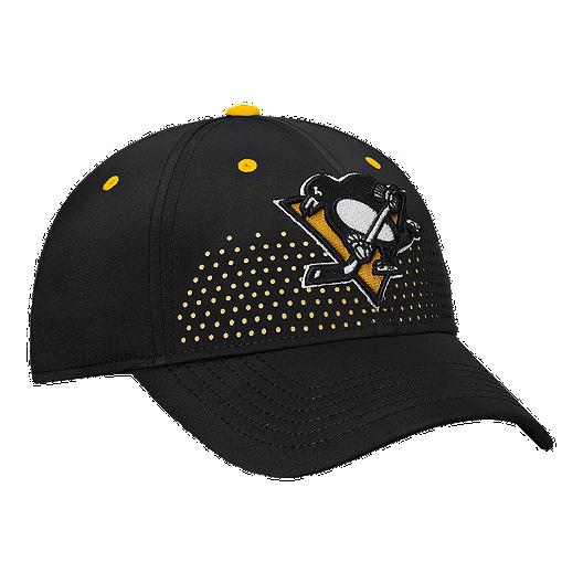 fe4c0552ab9 Pittsburgh Penguins Fanatics Men s Authentic 2018 Draft Hat