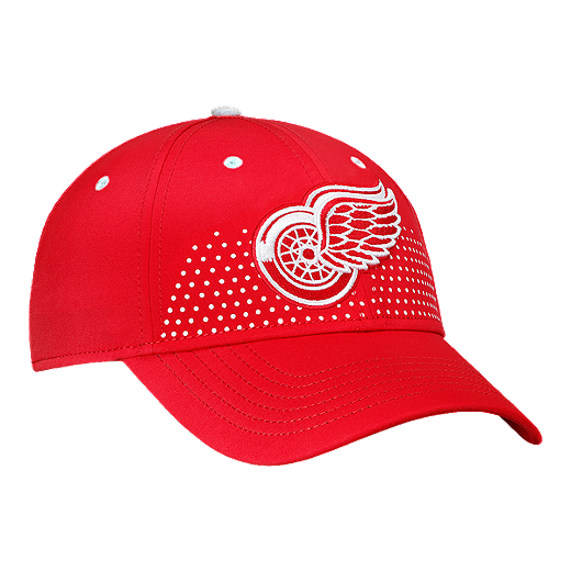 separation shoes 76fc0 afdd2 Detroit Red Wings Fanatics Men's Authentic 2018 Draft Hat