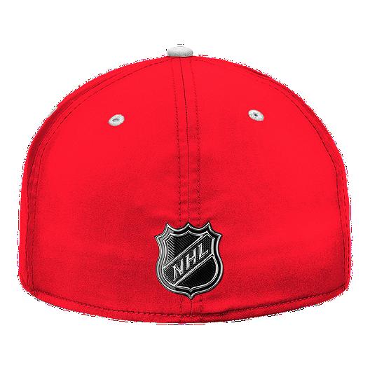 separation shoes 409c7 9cd5e Detroit Red Wings Fanatics Men's Authentic 2018 Draft Hat