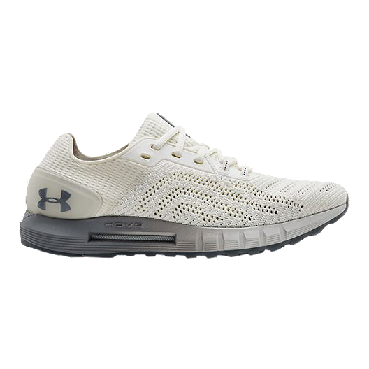 new styles 9318c 8f010 Under Armour Men's HOVR Sonic 2 Running Shoes - White/Grey
