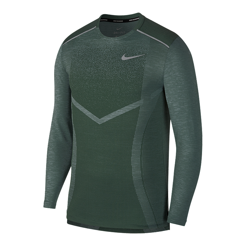 Nike Men s Techknit Ultra Long Sleeve Shirt  2de5c1cf2
