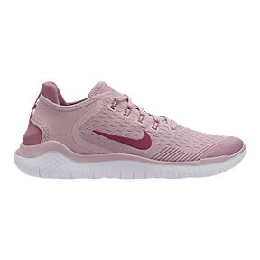 d6c4d73aeda5 Nike Women s Free RN 2018 Running Shoes - Plum Chalk True Berry