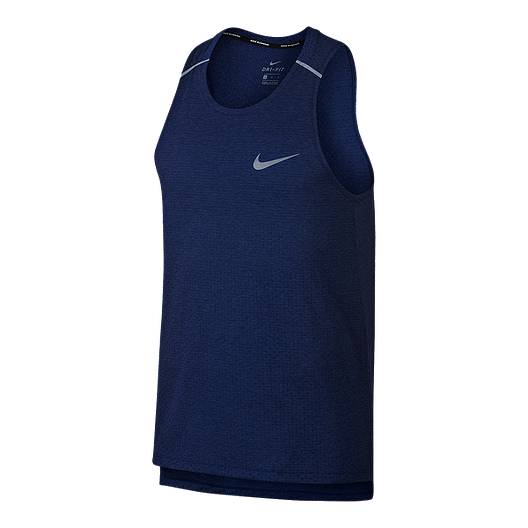 aa34b5b9ac378 Nike Men s Breathe Rise Tank