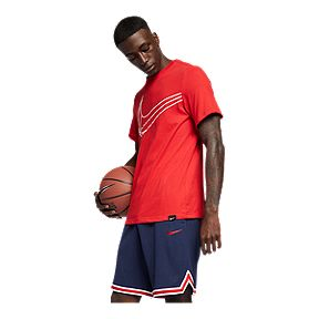 0bf39b7b Nike Dry Men's Swoosh Basketball T Shirt