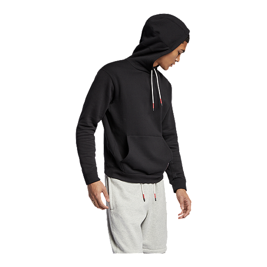 8d1a8e264 Nike Dry Men's Kyrie Pullover Hoodie - BLACK/BLACK