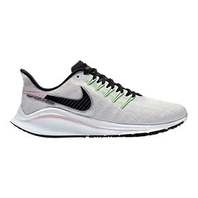 a521f3492e3b Nike Women s Air Zoom Vomero 14 Running Shoes - Grey Black Pink