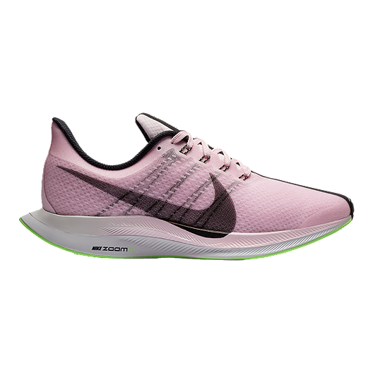 a9f2b52e8364 Nike Women s Zoom Pegasus 35 Turbo Running Shoes - Pink Foam Black ...