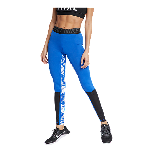 0737168cf3e0d Nike Pro Women's Tights | Sport Chek