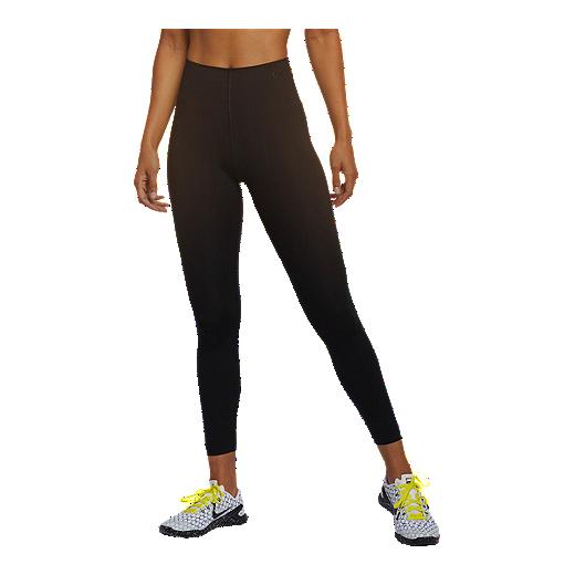 7548f7e8d125b Nike Women's Sculpt Lux 7/8 Tights | Sport Chek