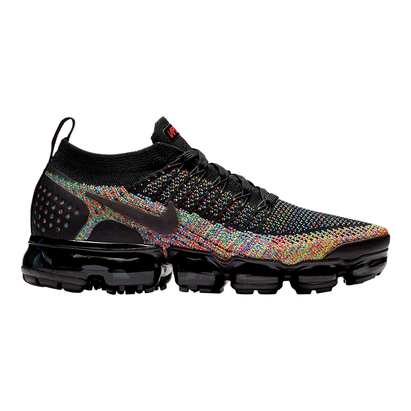 online store 55bc5 c0b5f Nike Women's Air Vapormax Flyknit 2 Running Shoes - Black/Racer Pink