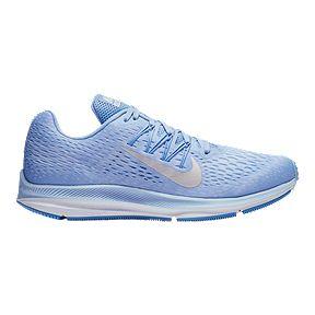 7d4cdb7cc3902d Nike Women s Zoom Winflo 5 BN Running Shoes - Aluminum Metallic Silver